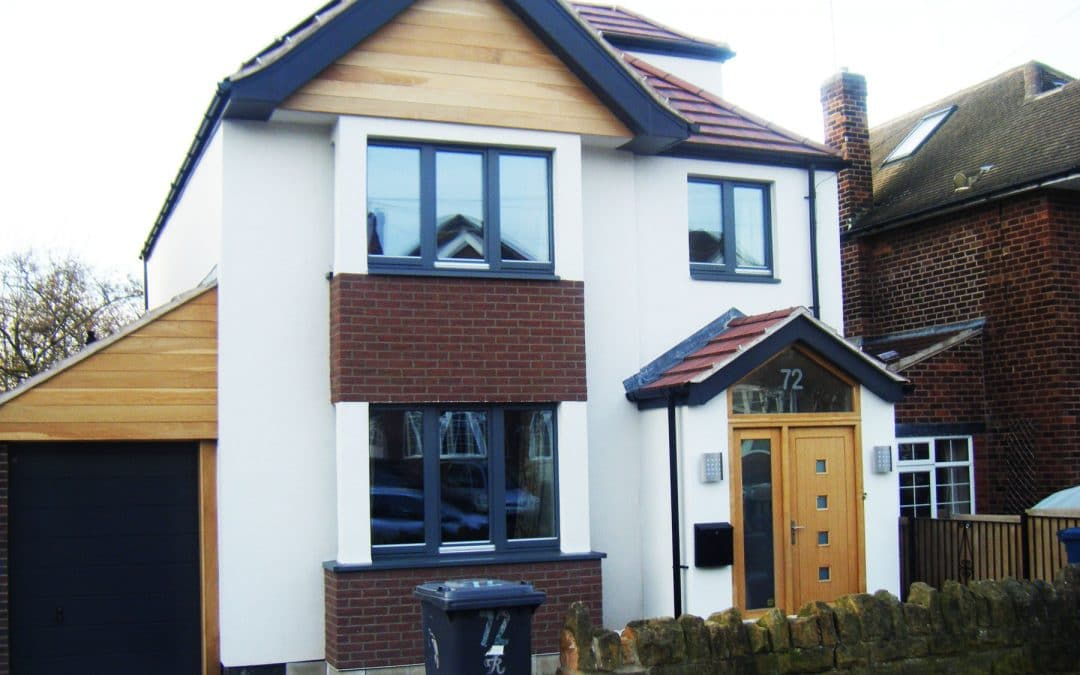 Super Insulated Home – West Bridgeford