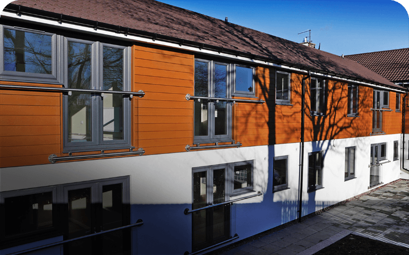 Glebe Court – Chesterfield