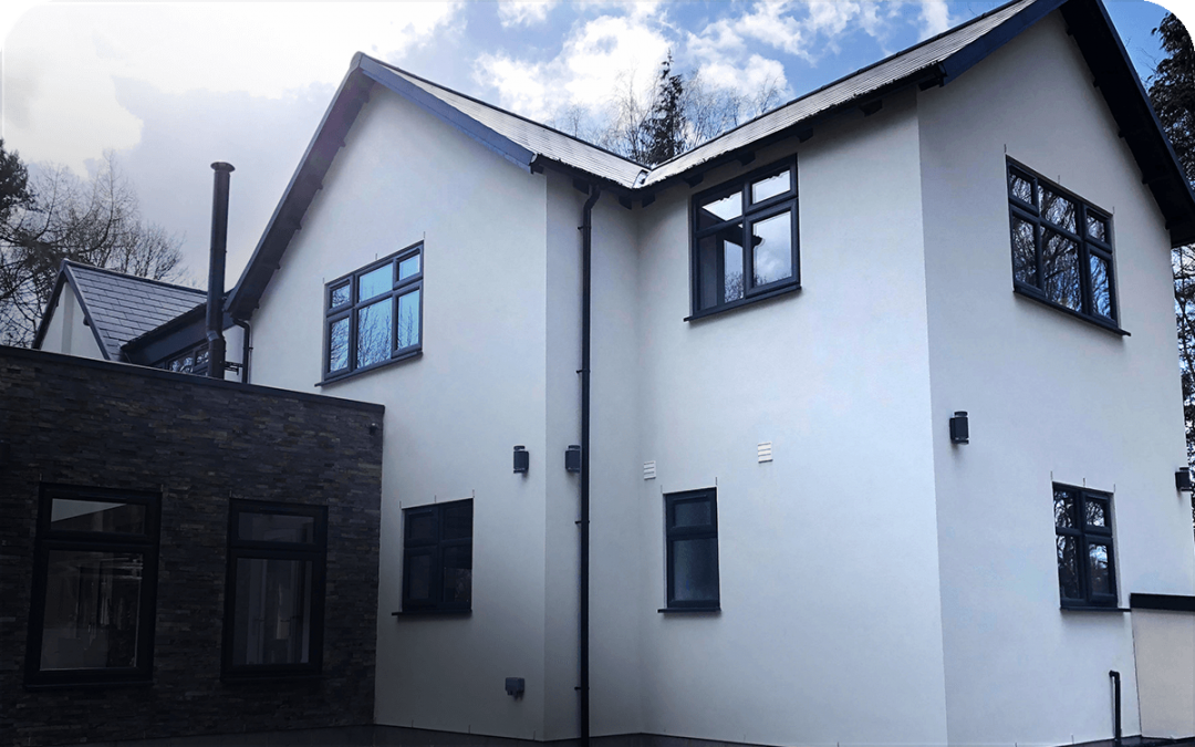 External Wall Insulation and Rendering – Nottinghamshire
