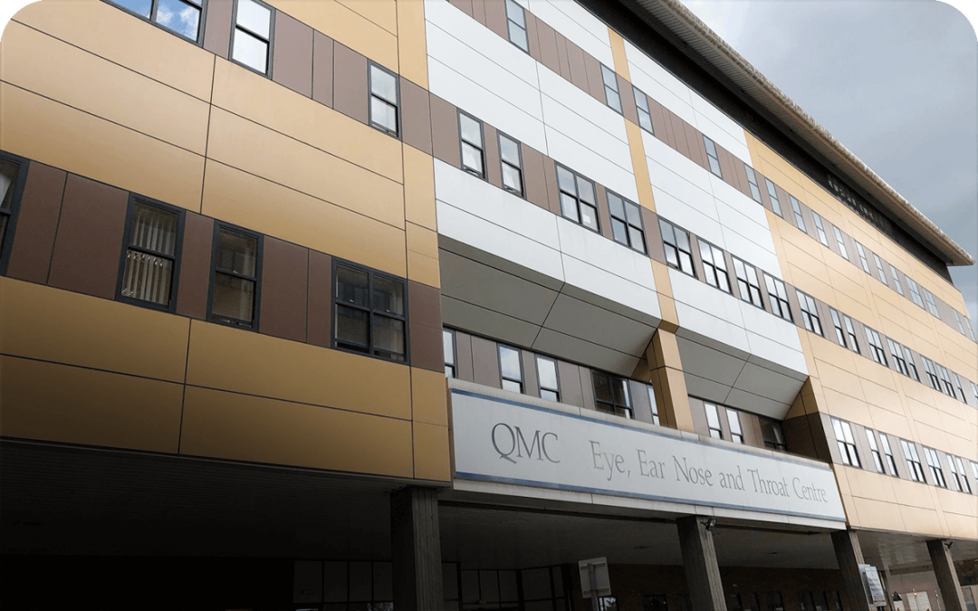 Queen's Medical Centre – Nottingham